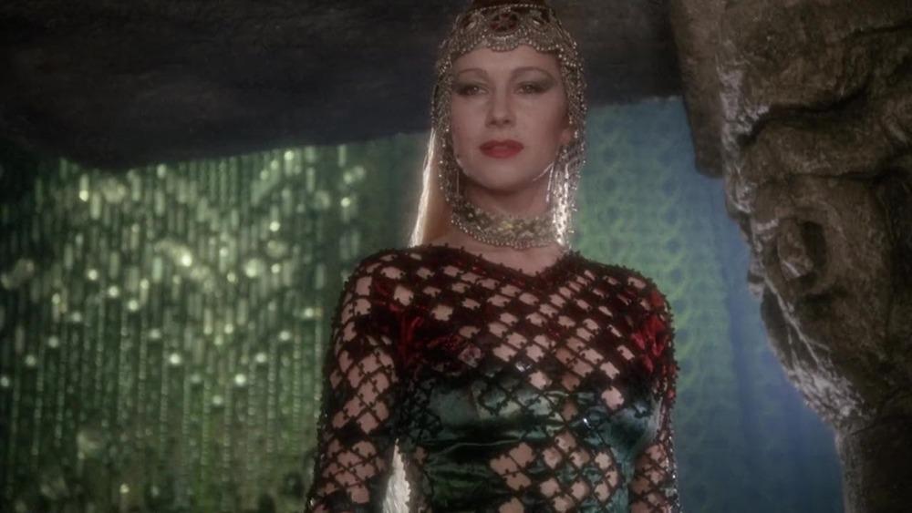 Helen Mirren. (Excalibur. Orion Pictures, Warner Bros. 1981.)