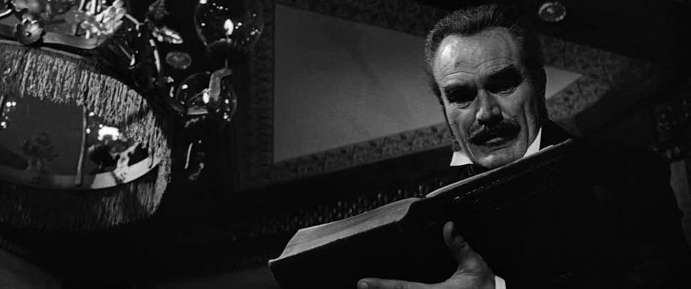 Howard Lang. (The haunting. M.G.M. 1963.)