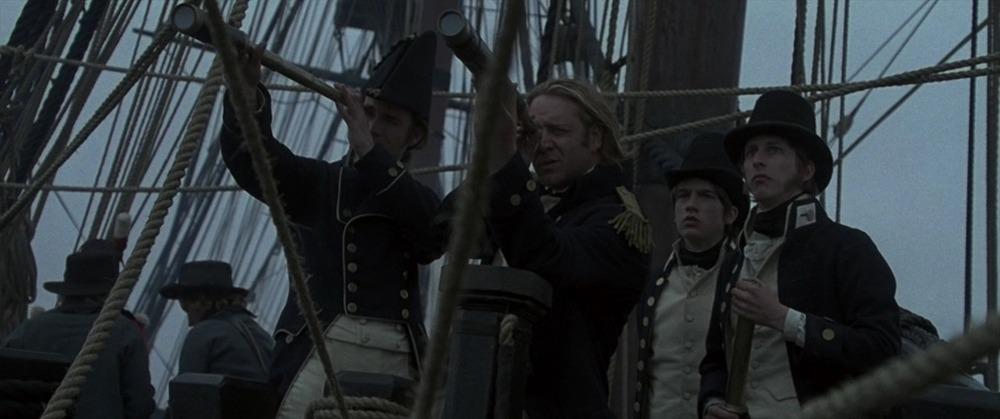 Master and Commander. (20th Century Fox, Miramax, Universal Pictures. 2003.)