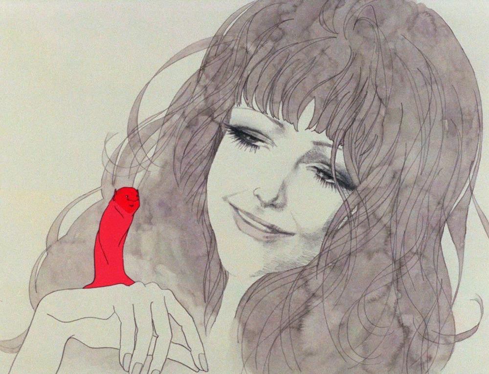 Belladonna of sadness. (Mushi Productions, Nippon Herald. 1973.)