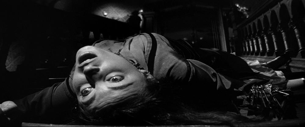 Rosemary Dorken. (The haunting. M.G.M. 1963.)