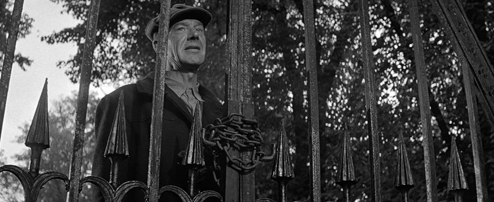 Valentine Dyall. (The haunting. M.G.M. 1963.)