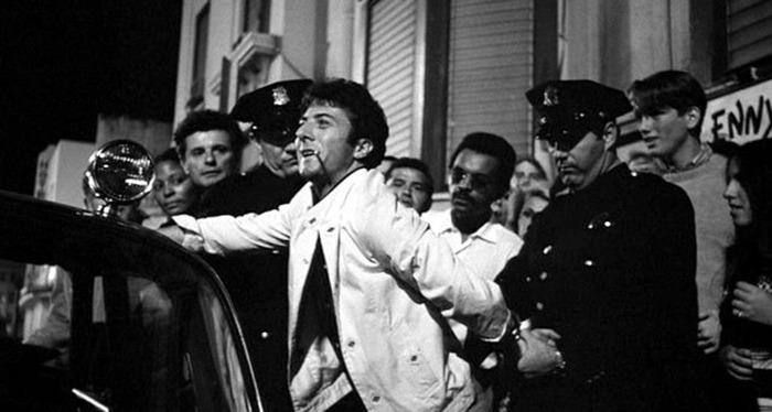 Dustin Hoffman. (Lenny. United Artists. 1974.)