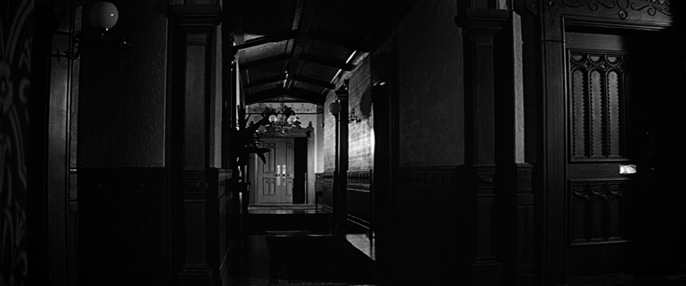 The haunting. (M.G.M. 1963.)