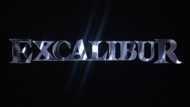 Excalibur. (Orion Pictures, Warner Bros. 1981.)