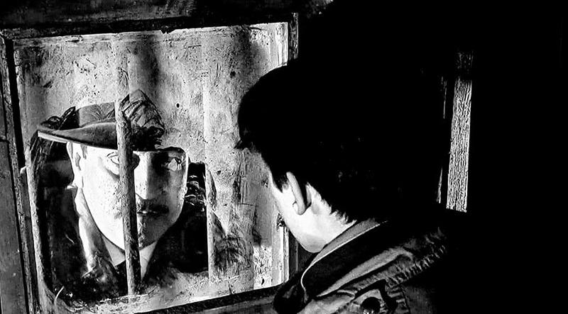 El ojo de cristal. (IFI Producción, Oro Films. 1956.)