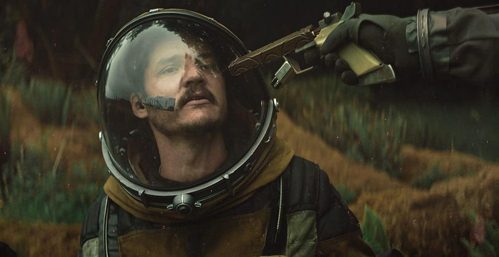 Pedro Pascal. (Prospect. Depth of Field, Ground Control, Bron Studios, Shep Films. 2018.)