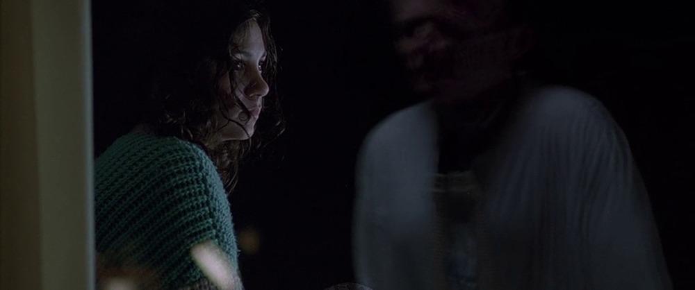 Lina Leandersson y Per Ragnar. (Déjame entrar. EFTI. 2008.)