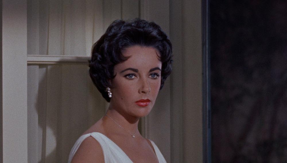 Elizabeth Taylor. (La gata sobre el tejado de zinc. Avon Productions, Metro-Goldwyn-Mayer. 1958.)