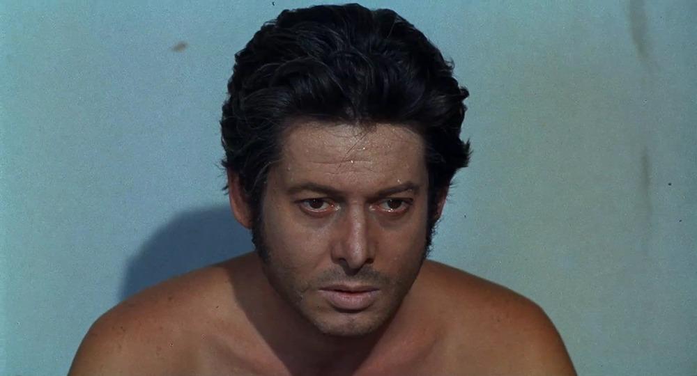 Vicente Parra. (La semana del asesino. Atlas International Film. 1972.)