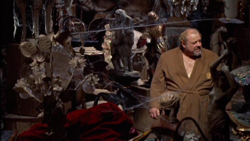 Burl Ives. (La gata sobre el tejado de zinc. Avon Productions, Metro-Goldwyn-Mayer. 1958.)