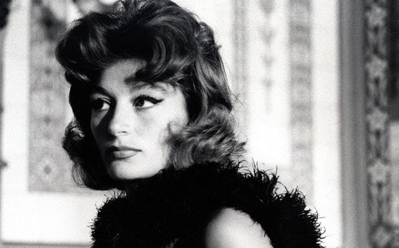Anouk Aimée. (Lola. Eurointer, Rome Paris Films. 1961.)