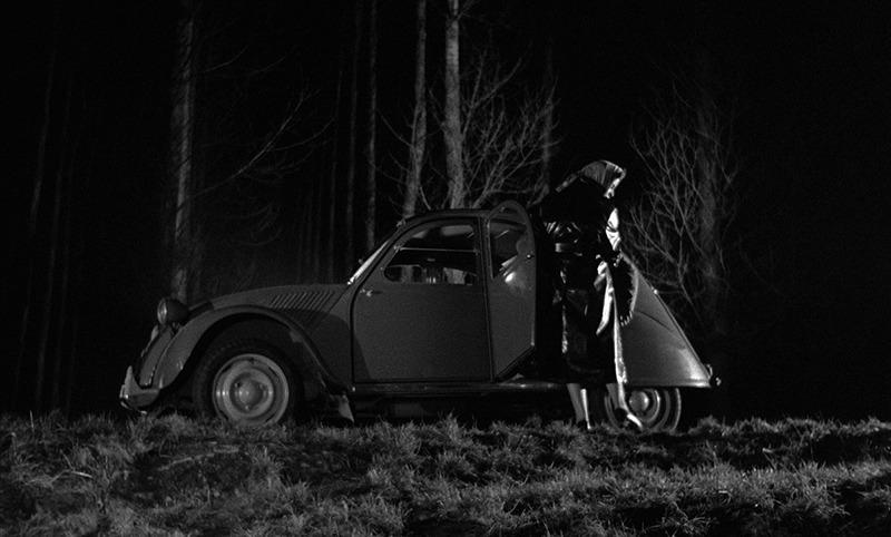 Alida Valli. (Los ojos sin rostro. Champs-Élysées Productions, Lux Film. 1960.)