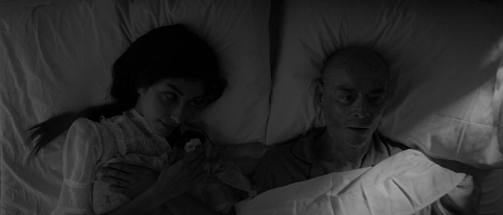 Kika Magalhães y Paul Nazak. (The eyes of my mother. Borderline Presents, Tandem Pictures. 2016.)