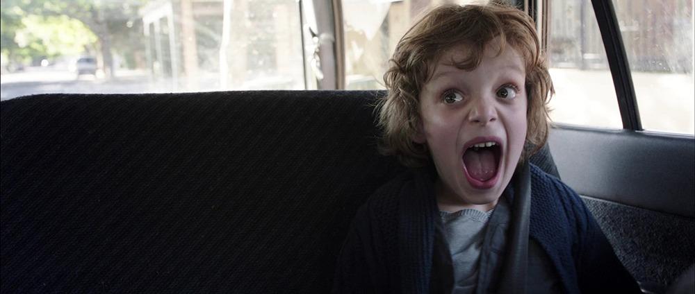 Noah Wiseman. (Babadook. Entertainment One, Causeway Films, Smoking Gun Productions. 2014.)