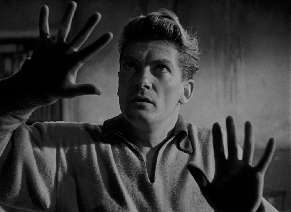 Jean Marais. (Orfeo. Films du Palais Royal, Andre Paulve Film. 1950.)