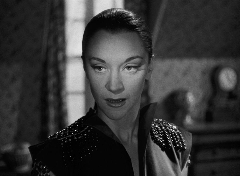 María Casares. (Orfeo. Films du Palais Royal, Andre Paulve Film. 1950.)