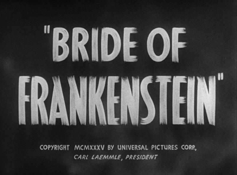 La novia de Frankenstein. (Universal Pictures. 1935.)