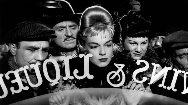 Casque d'or. (Speva, Paris-Films Productions. 1952.)