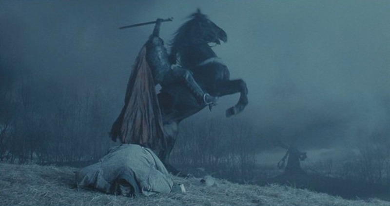 Sleepy Hollow. (Mandalay Pictures, Scott Rudin Productions, American Zoetrope. 1999.)