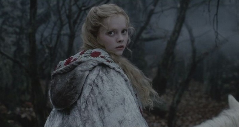 Christina Ricci. (Sleepy Hollow. Mandalay Pictures, Scott Rudin Productions, American Zoetrope. 1999.)