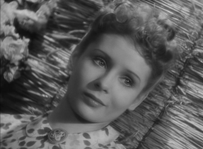 Jacqueline Laurent. (Al despertar el día. Productions Sigma. 1939.)