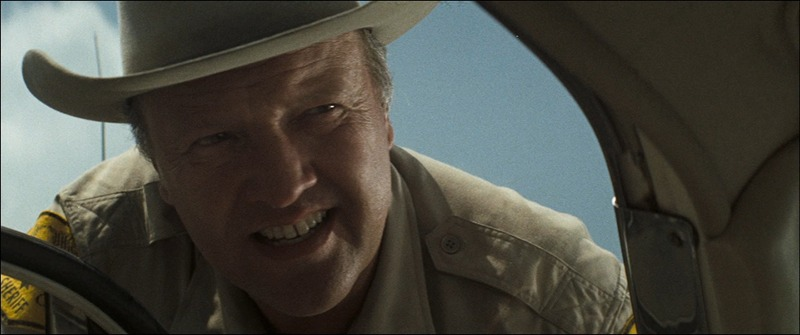 James Dickey. (Deliverance. Warner Bros., Elmer Enterprises. 1972.)