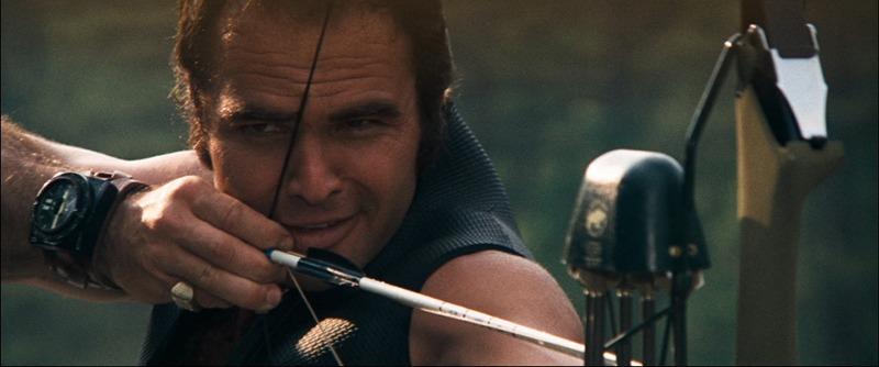 Burt Reynolds. (Deliverance. Warner Bros., Elmer Enterprises. 1972.)