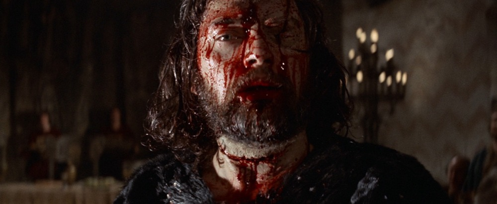 Macbeth. (Playboy production, Columbia pictures. 1971.)