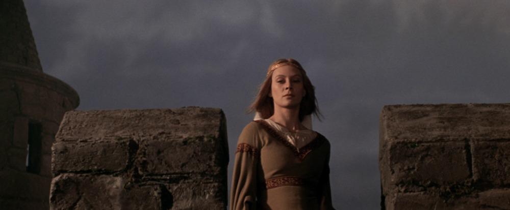 Francesca Annis. (Macbeth. Playboy production, Columbia pictures. 1971.)