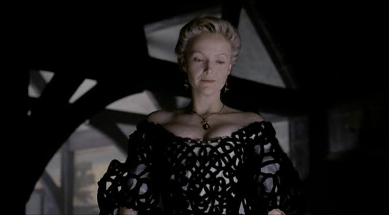 Miranda Richardson. (Sleepy Hollow. Mandalay Pictures, Scott Rudin Productions, American Zoetrope. 1999.)