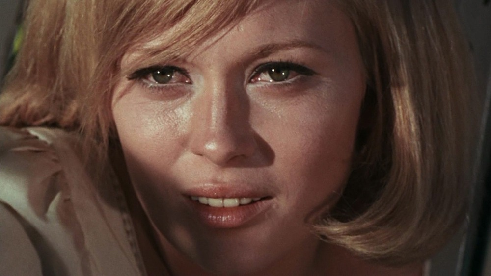 Faye Dunaway. (Bonnie & Clyde. Warner Bros., Seven Arts Pictures. 1967.)
