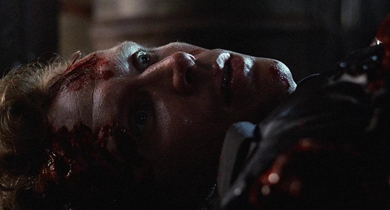 Peter Weller. (Robocop. Orion Pictures. 1987.)