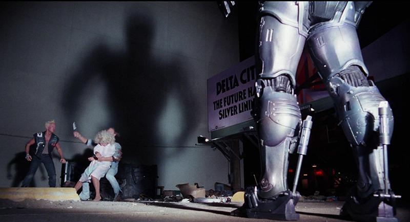 Robocop. (Orion Pictures. 1987.)