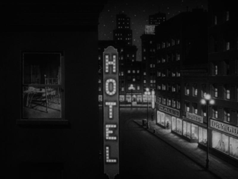 Dementia. (H.K.F. Productions, J.J. Parker Productions, Exploitation Pictures. 1955.)