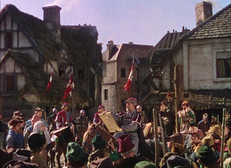 The adventures of Robin Hood. (Warner Bros. 1938.)
