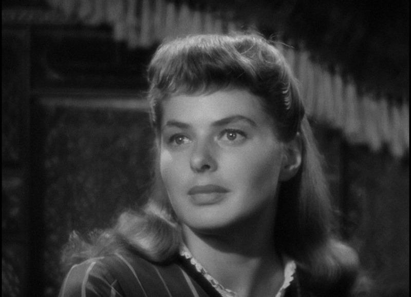Ingrid Bergman. (Gaslight. Metro-Goldwyn-Mayer. 1944.)