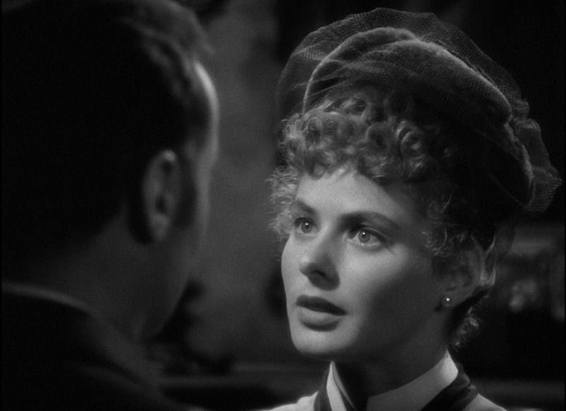 Ingrid Bergman y Charles Boyer. (Gaslight. Metro-Goldwyn-Mayer. 1944.)
