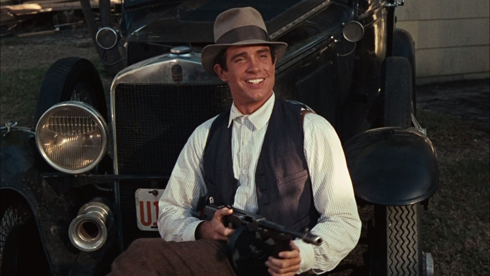 Warren Beatty. (Bonnie & Clyde. Warner Bros., Seven Arts Pictures. 1967.)