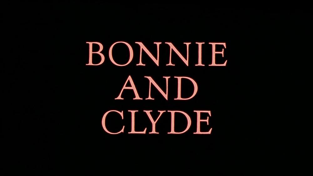 Bonnie & Clyde. (Warner Bros., Seven Arts Pictures. 1967.)