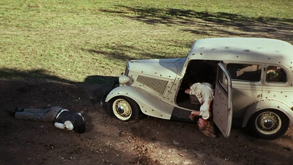 Faye Dunaway y Warren Beatty. (Bonnie & Clyde. Warner Bros., Seven Arts Pictures. 1967.)
