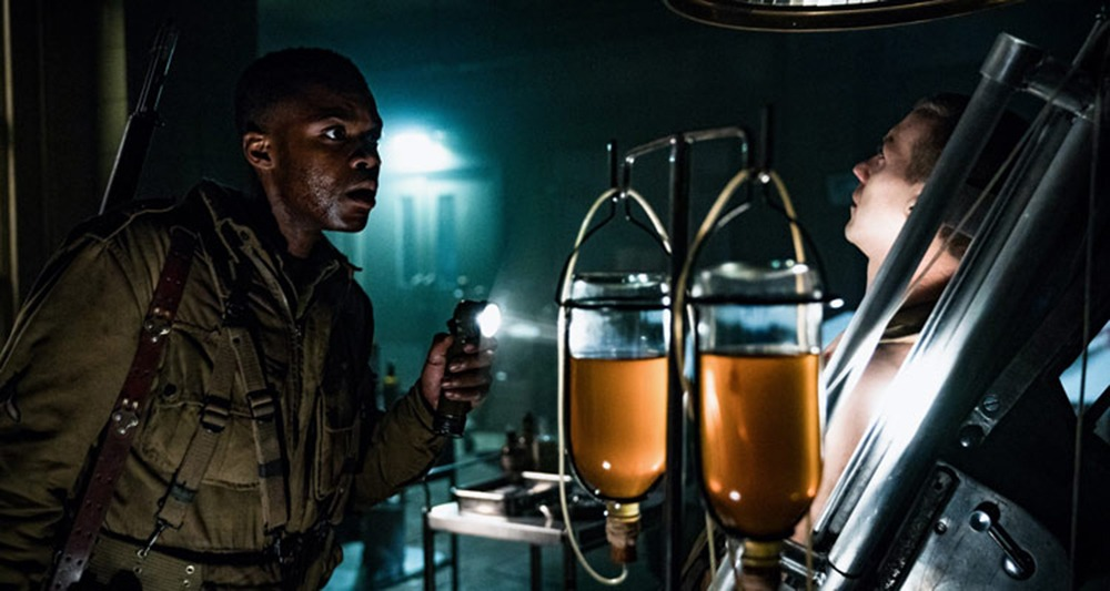 Jovan Adepo. (Overlord. Bad Robot, Paramount Pictures. 2018.)