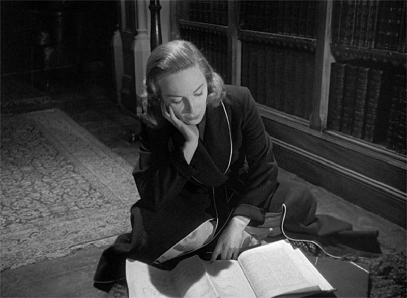 Joan Greenwood. (El hombre del traje blanco. Ealing Studios. 1951.)